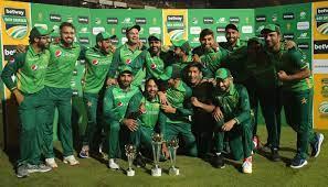 پاکستان نے جنوبی افریقہ کو تیسرے ون ڈے میں شکست دیکر سیریز اپنے نام کیا
