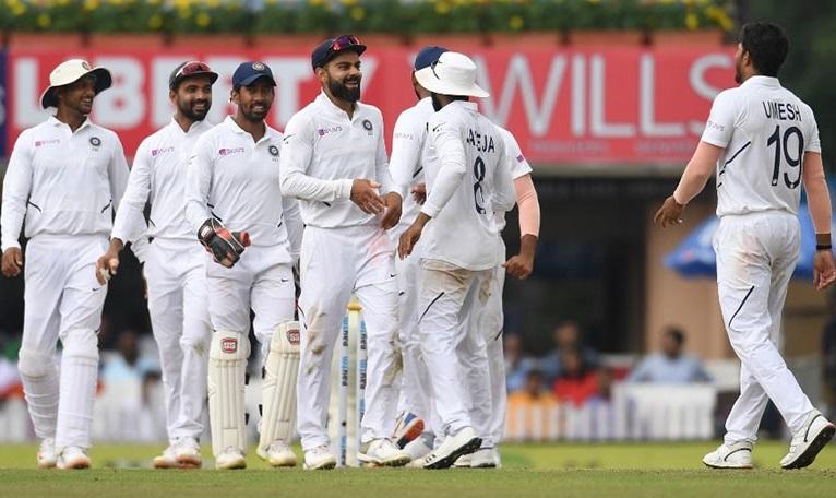 ہندستان نے مسلسل دوسرے ٹیسٹ میں جنوبی افریقہ سے کرایا فالو آن