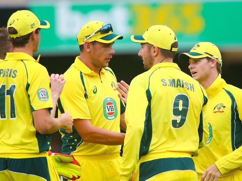 چوتھے ون ڈے میں ٹیم انڈیا کی شرمناک شکست، آسٹریلیا سیریز میں 4-0 سے آگے