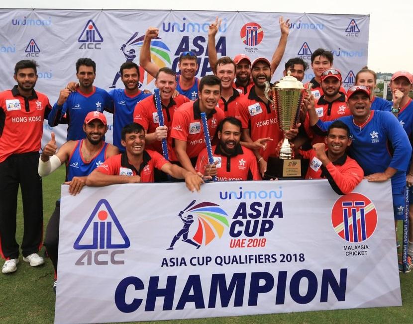 ایشیا کپ 2018: ٹیم انڈیا کے گروپ میں پاکستان کے علاوہ ہانگ کانگ ہوگی تیسری ٹیم