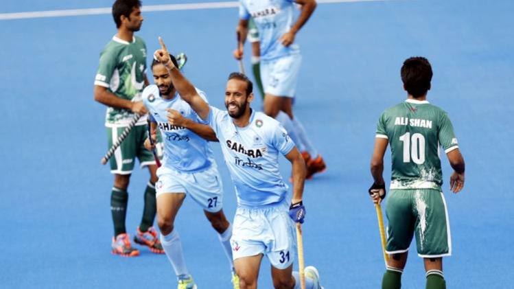ہاکی میں ہندوستان کی پاکستان پر پھر بڑی جیت، 6-1 سے ہرایا