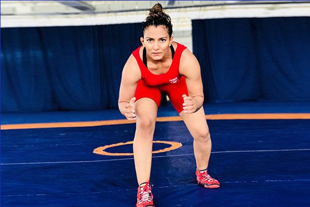 ٹوکیو اولمپکس کھیلنا چاہتی ہوں: گیتا