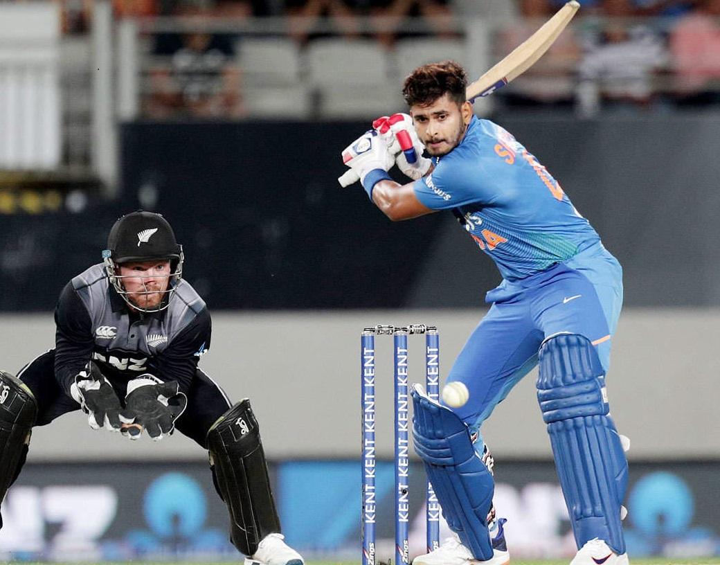 ہندستان کی نیوزی لینڈ دورے کی جیت کے ساتھ شروعات