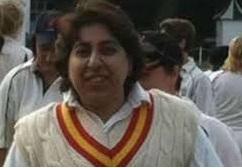 پاکستان کی سابق خاتون کرکٹر کا انتقال