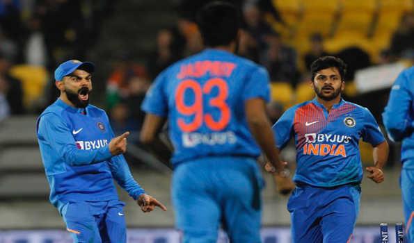 ہندستانی کرکٹ ٹیم کی مسلسل دوسری بار سپر اوور میں سپر جیت