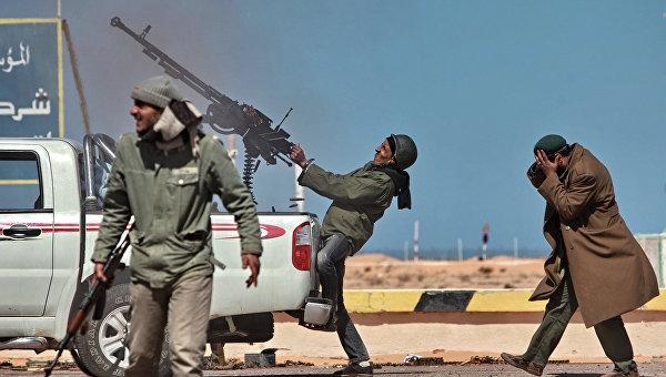 لیبیائی فوج کی کارروائی میں 12 دہشت گرد مارے گئے