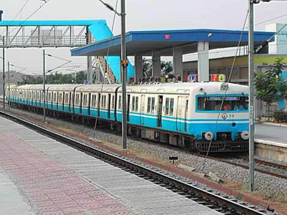 حیدرآباد میں ایم ایم ٹی ایس خدمات کا احیا