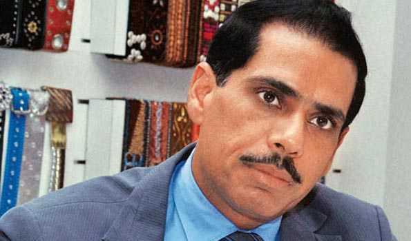 واڈرا کی ضمانت منسوخ کرنے کے لئے دہلی ہائی کورٹ میں عرضی