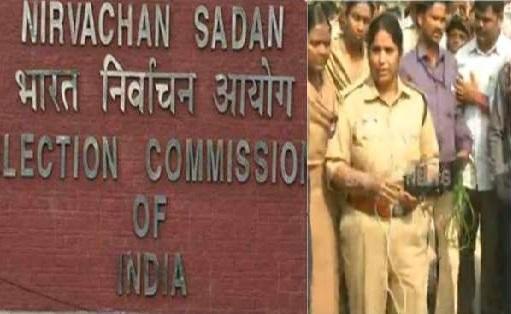 الیکشن کمیشن نے وقارآباد کی ایس پی کو ہٹایا، موہنتی کی ہوئی تعیناتی