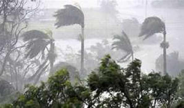 """سمندری طوفان """"ٹاوٹے""""18مئی کوگجرات کے ساحل کو پار کرے گا"""