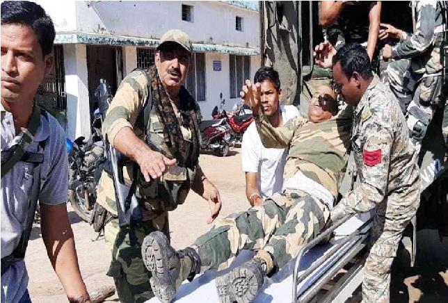چھتیس گڑھ: بیجاپور میں نکسلی حملہ، IED دھماکہ، 6 بی ایس ایف جوان زخمی