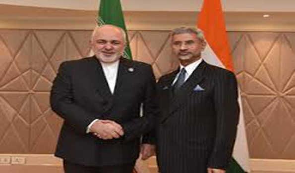 خلیج میں قیام امن کے لئے ایران کی ہندوستان سے قائدانہ کردار ادا کرنے کی اپیل