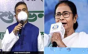 شوبھندو ادھیکاری کو بی جے پی کی شکست ہضم نہیں ہوپارہی ہے:ممتا بنرجی
