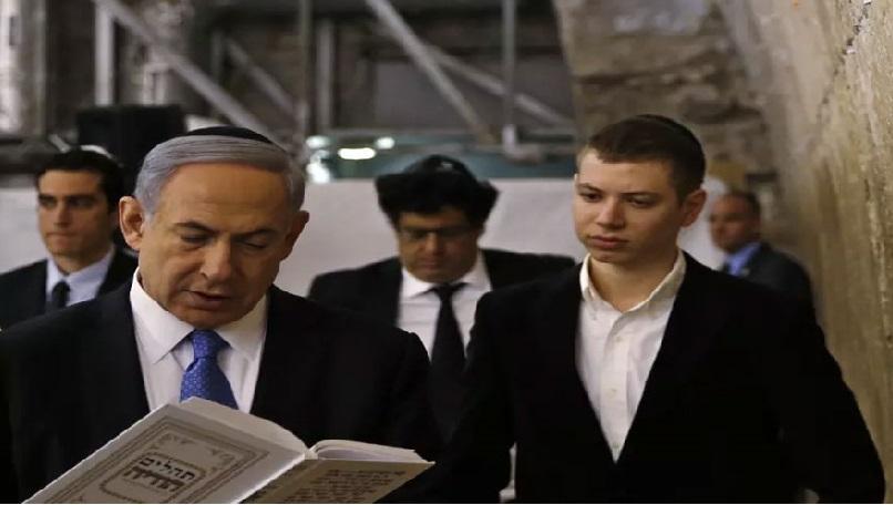 اسرائیلی وزیر اعظم کے بیٹے نے فیس بک پر لکھا متنازعہ پوسٹ، سبھی مسلم ملک چھوڑ کر چلے جائیں