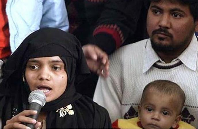 بلقیس بانوکو پچاس لاکھ روپے کی مالی مد دینے کا حکم