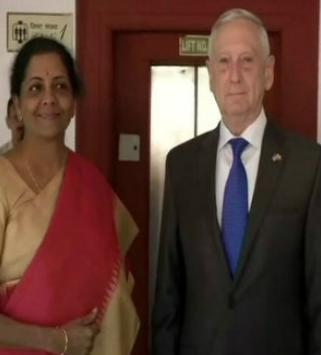 ہندوستان کو امریکہ سے ملے گی اعلی دفاعی ٹکنالوجی