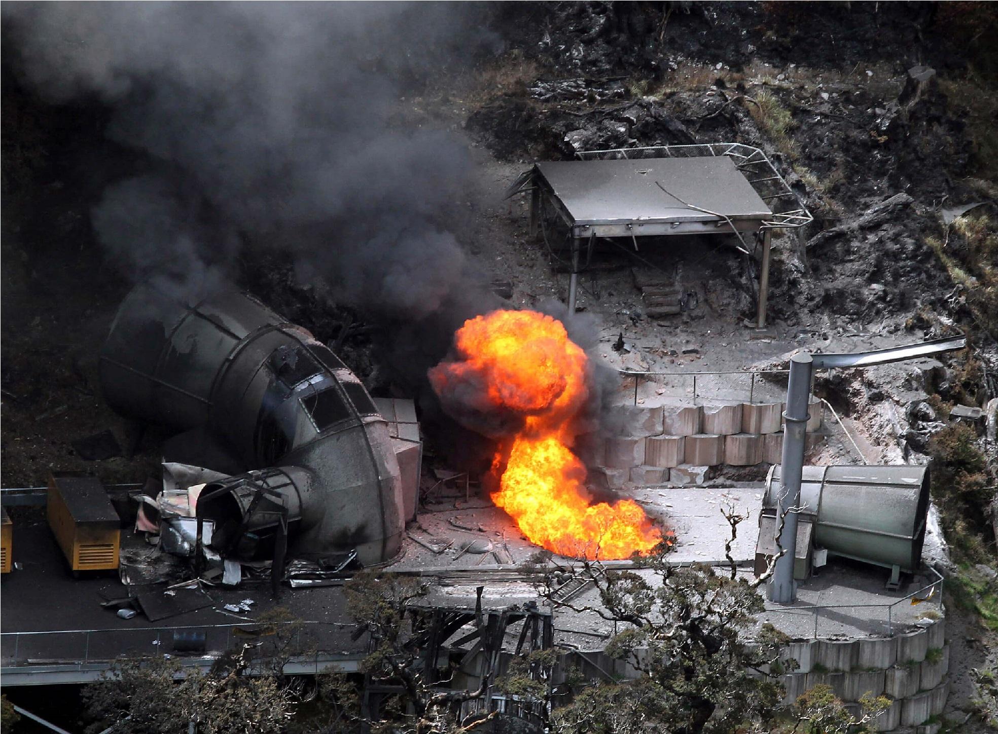 چین میں کوئلے کی کان میں دھماکے میں پانچ کانکن ہلاک، تین زخمی