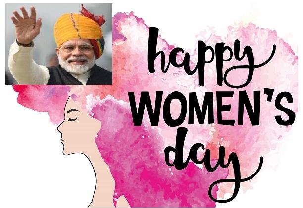 نئے ہندوستان کی تشکیل میں خواتین کا اہم کردار: مودی