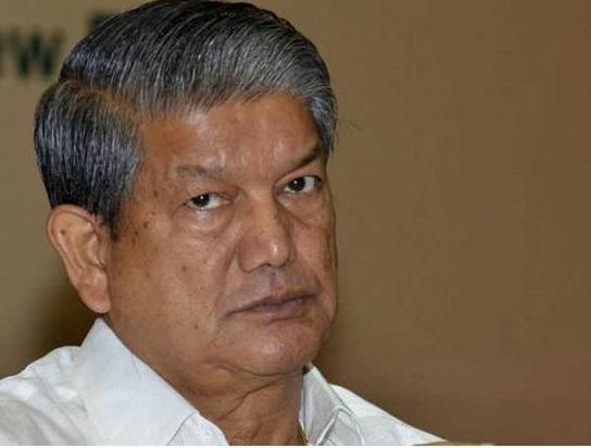 ہریش راوت نے کانگریس کے جنرل سکریٹری کے عہدے سے استعفی دیا