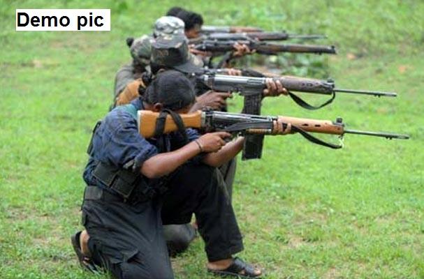 جھارکھنڈ میں نکسلیوں نے پولیس افسر کا کیا قتل
