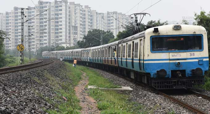 حیدرآباد: ایم ایم ٹی ایس ٹرینیں چہارشنبہ سے دوبارہ شروع