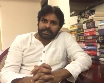 تلنگانہ انتخابات:پون کلیان کا ویڈیو