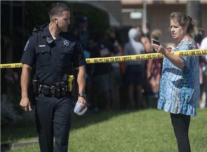 کیلیفورنیا کے ایک اپارٹمنٹ میں ہوئی فائرنگ ، 8 لوگ زخمی