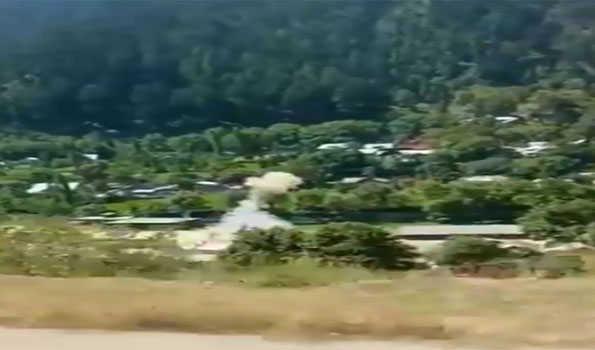 کپوارہ، پونچھ اور بارہمولہ میں ایل او سی گرم، تین عام شہری زخمی