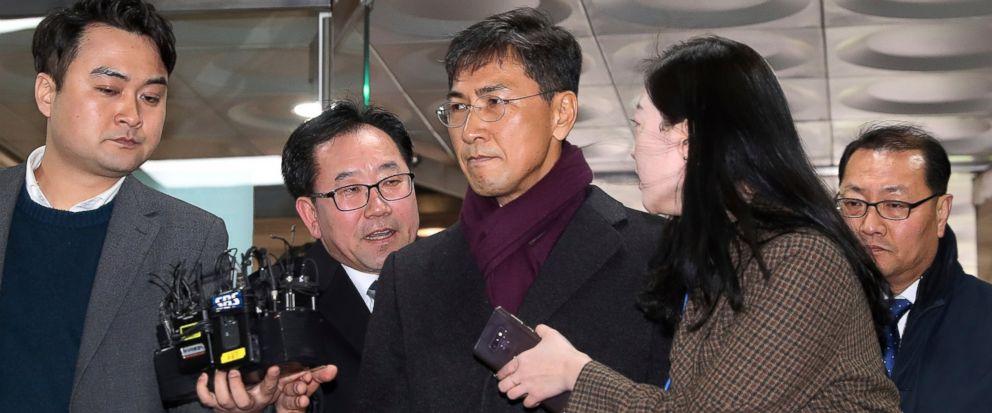 جنسی زیادتی پر جنوبی کوریا کے سابق گورنر کو 3 سال قید کی سزا