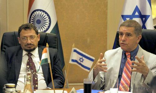 ہند اسرائیل دہشت گردی کے خلاف اور دفاع کے میدان میں تعاون میں اضافہ کریں گے