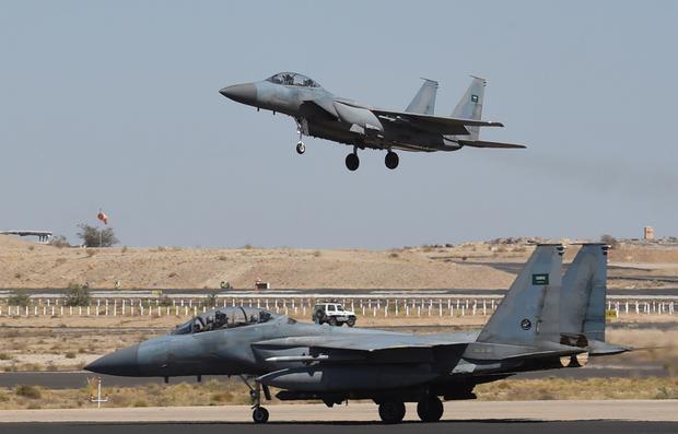 سعودی اتحاد کے فضائی حملے میں نو شہری ہلاک