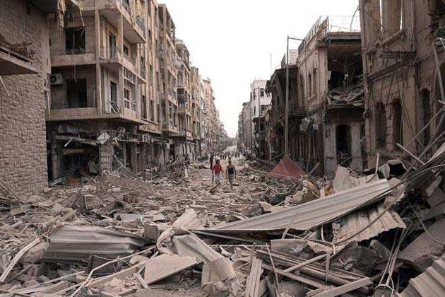 شام میں دہشت گردوں کے حملے میں 84 افراد ہلاک ، مہلوکین میں زیادہ تر بچے اور خواتین