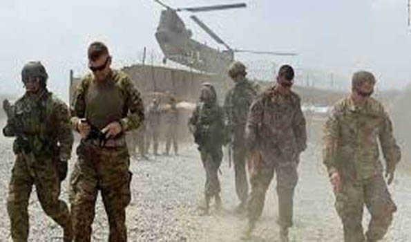 افغانستان میں فوجی اڈے پر حملہ، نو دہشت گرد ہلاک