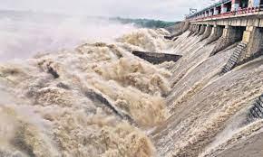 تلنگانہ:موسی پروجیکٹ سے پانی چھوڑاگیا