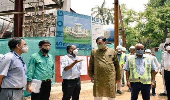 آلودہ ہوا کو خالص کرنے کے لئے 'اسموگ ٹاور' لگانے والی دہلی ملک کی پہلی ریاست