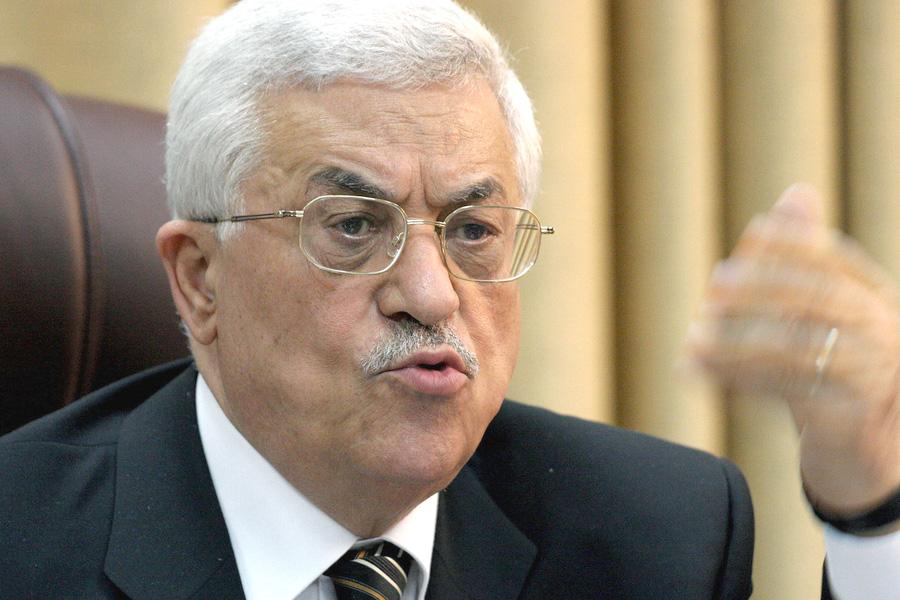 محمود عباس کو اسرائیلی پارلیمان سے خطاب کی دعوت