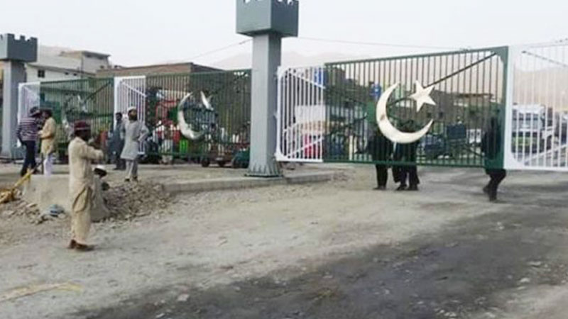 افغانستان، پاکستان کی چمن سرحد بند