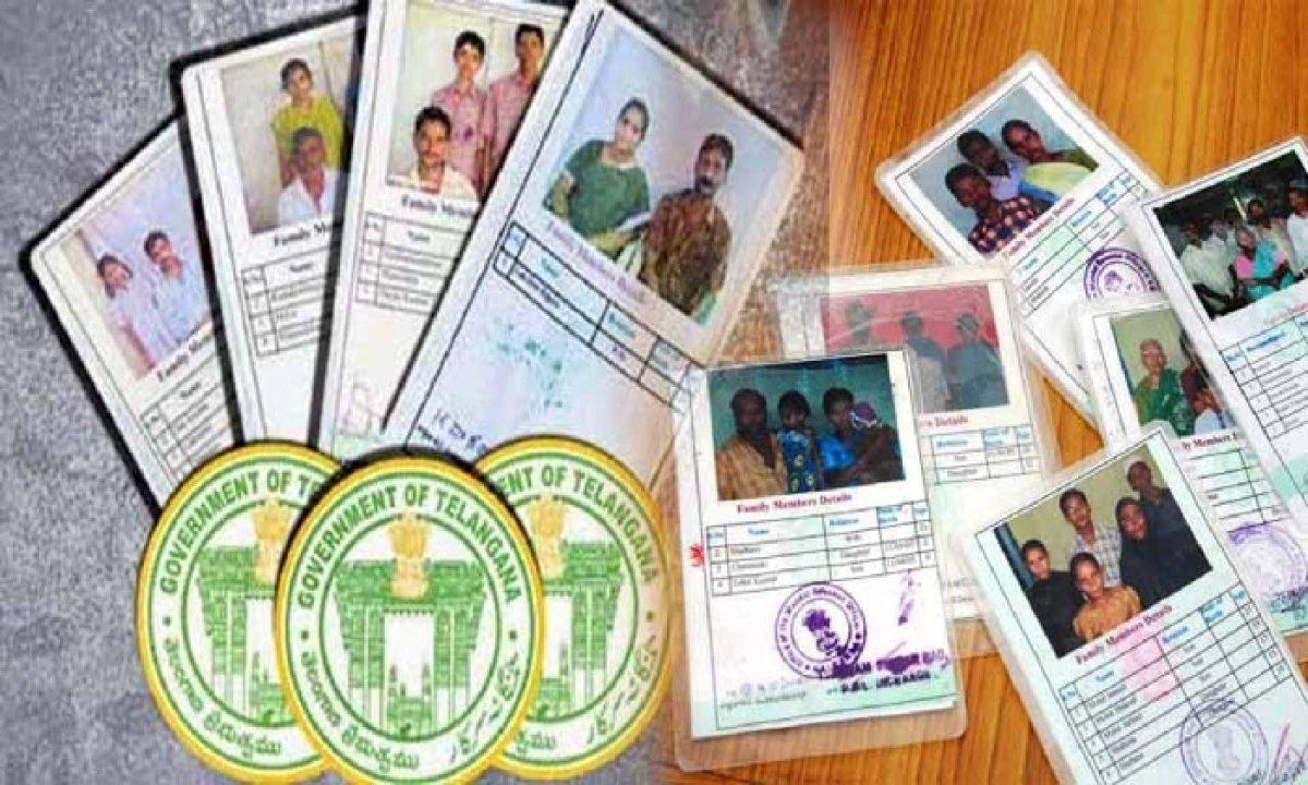 تلنگانہ میں نئے راشن کارڈس کی تقسیم کا پروگرام شروع
