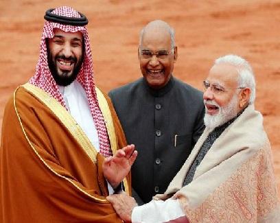 ہندوستان -سعودی عرب کے درمیان دہشت گردی پر اہم بات چیت متوقع
