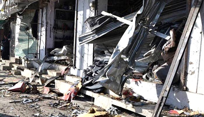 صومالیہ میں ترکی کے سفارت خانے کے قریب کار بم دھماکے، کئی لوگ زخمی