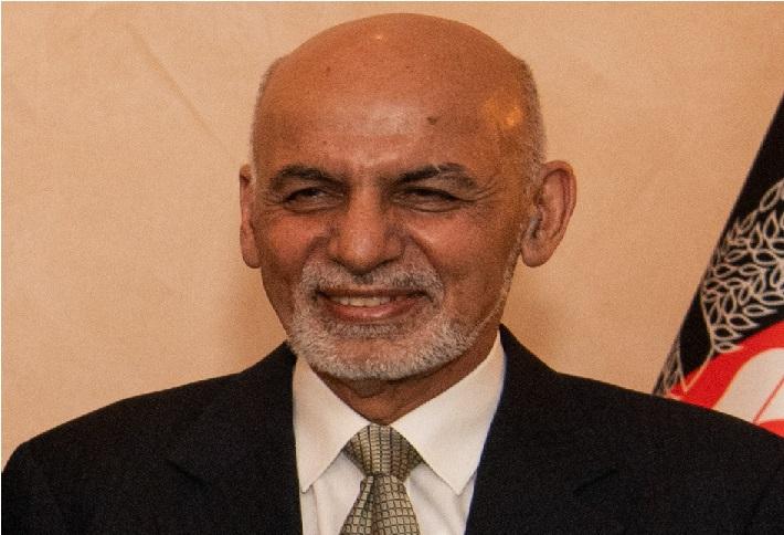 افغان صدر اشرف غنی اہم دورے پر امریکہ پہنچ گئے