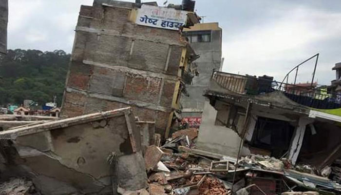 جے پور کے کئی اضلاع میں زلزلہ کے جھٹکے