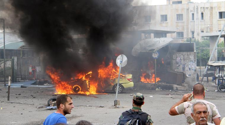 خود کش حملے میں تین ہلاک، 20 زخمی