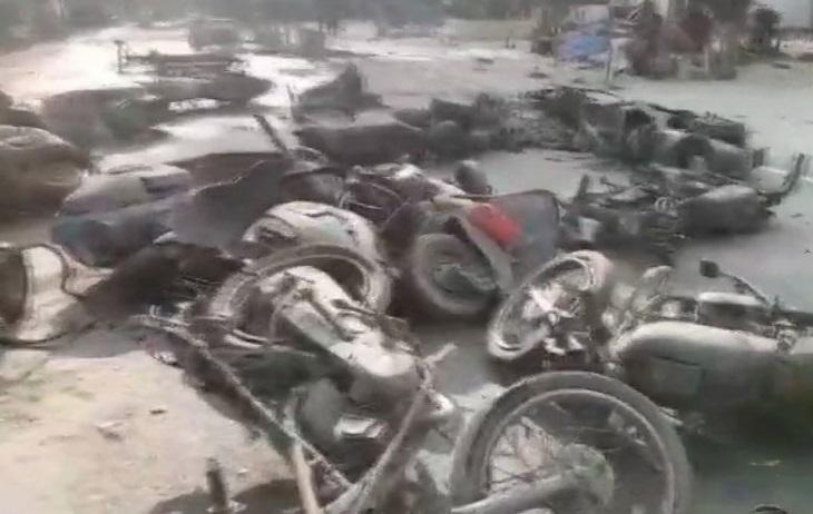 بلند شہر: گوکشی کے شک میں تشدد ہوئے بھیڑ، انسپکٹر اور سپاہی سمیت 3 کی موت
