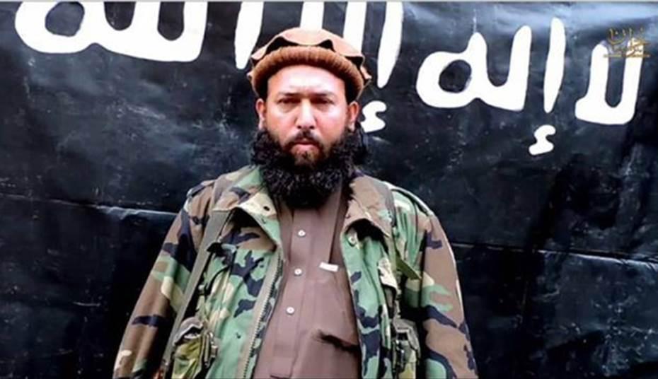 'دولت اسلامیہ کے لیڈر حافظ سعید ڈرون حملے میں ہلاک'