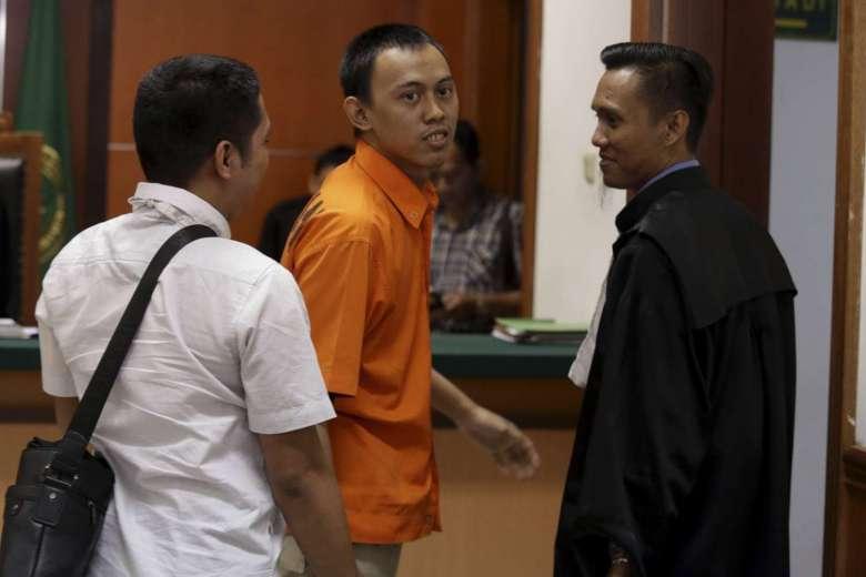 انڈونیشیا: جکارتہ حملوں کے ملزم کو سزائے قید