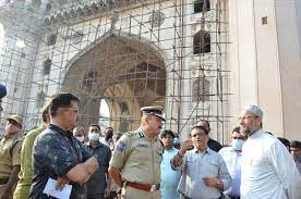 حیدرآباد کے تاریخی چارمینار کے دامن میں سنڈے۔فنڈے پروگرام،انتظامات کا جائزہ
