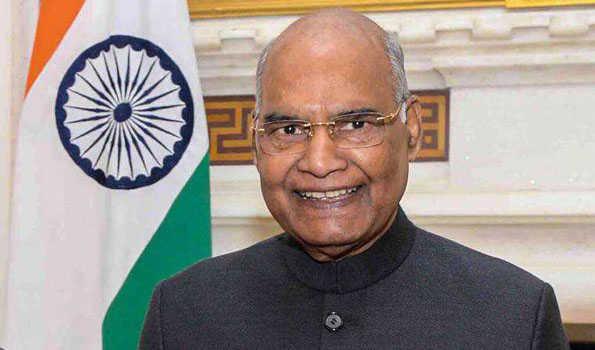 تحفظ ماحولیات کے لئے ہندوستان مل کر کام کرنے کا پابند ہے: کووند