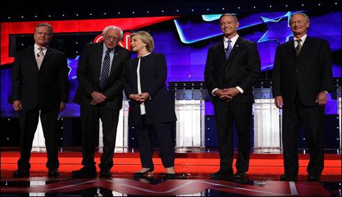 نیواڈاڈیموکریٹ کاکس :ہیلری اورسینڈرزکےدرمیان کانٹےکامقابلہ