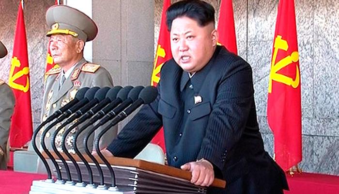 شمالی کوریا پھر کر سکتا ہے نیوکلیئر ٹیسٹ